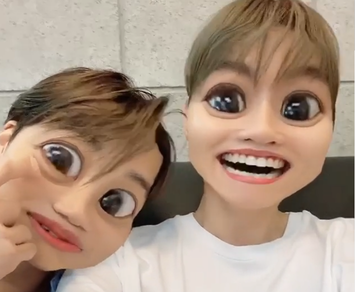 Exo Kai And Baekhyun Are Transformed Into Processing Apps Too Cute Videos Are Hot Topics Nomnomkiyow