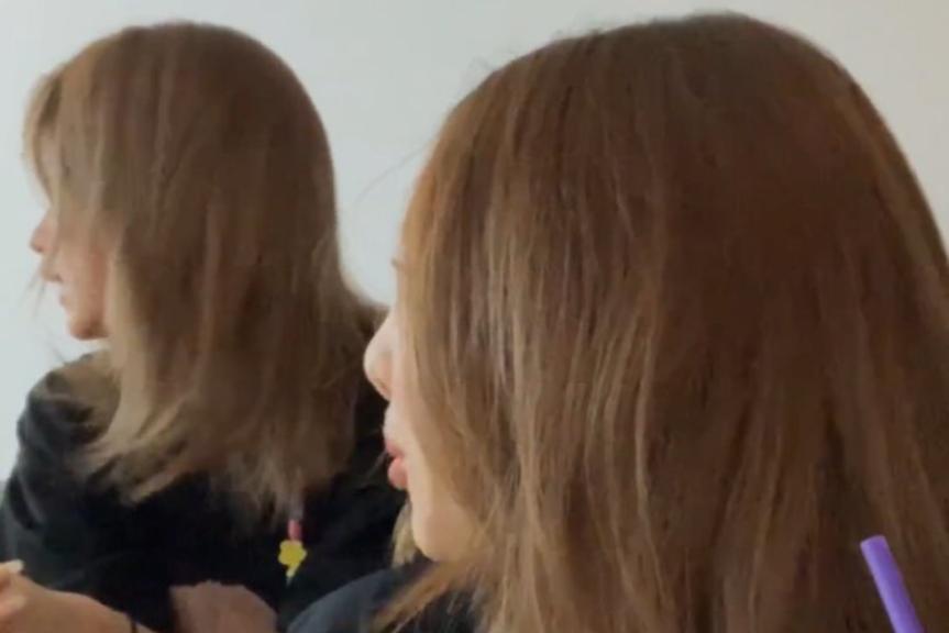 髪型 サナ
