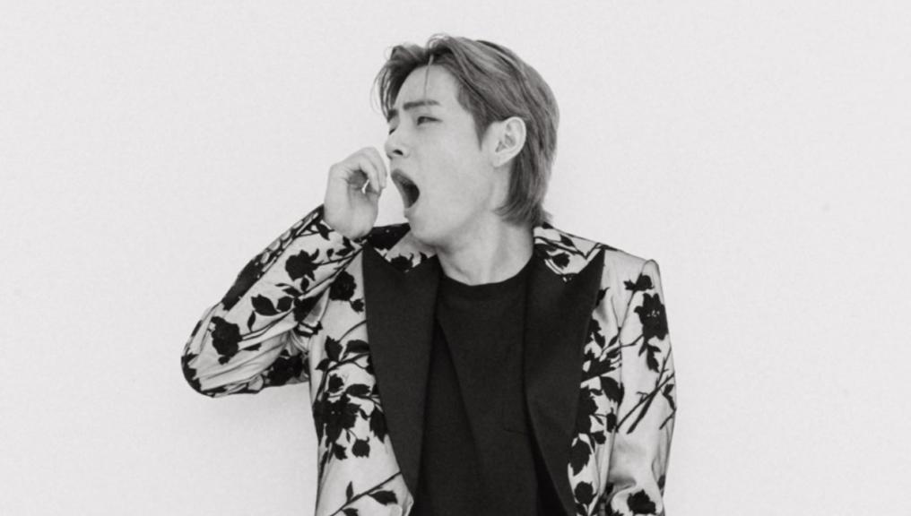 Bts V Yawning Is Also Handsome V Released V Cut Nomnomkiyow